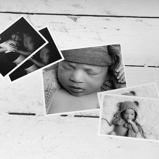 Maternity/Newborn Session + Prints