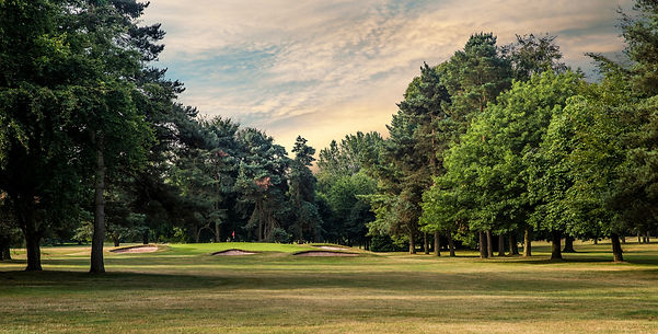 Shifnal Golf Club, Natalie Jayne Photography, Commercial Photography
