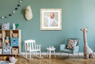 Sample Image displayed in Nursery