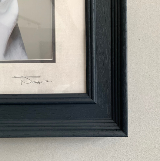Professional Signature Framing