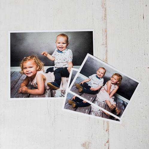 Sibling Photo Shoot + Prints