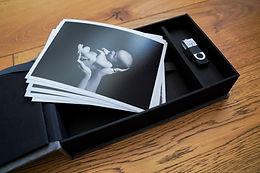 Digital Image and Print Presentation Box, Natalie Jayne Photography