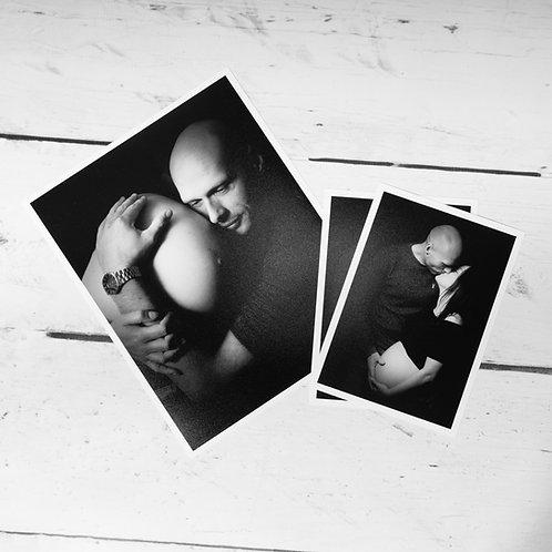 Maternity Session + Three Prints