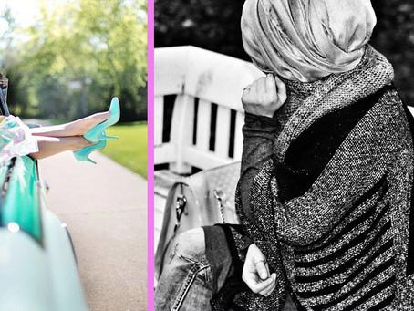 Mode für Gesichtsverletzte – oder: Darf ich mich noch schick kleiden?