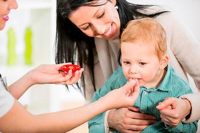Gesundheitspraxis - Homöopathie Kinder