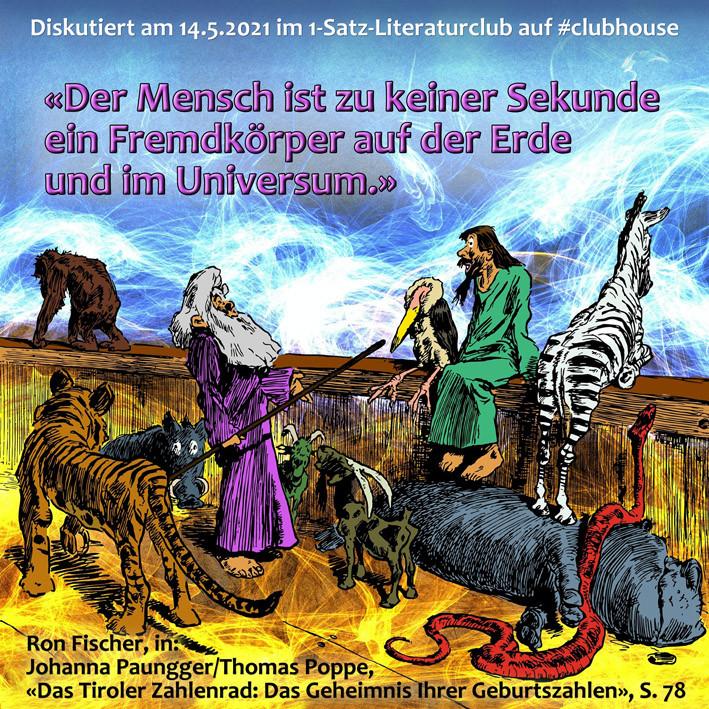 1-Satz-Literaturclub Lakritza Judith Niederberger Das Tiroler Zahlenrad