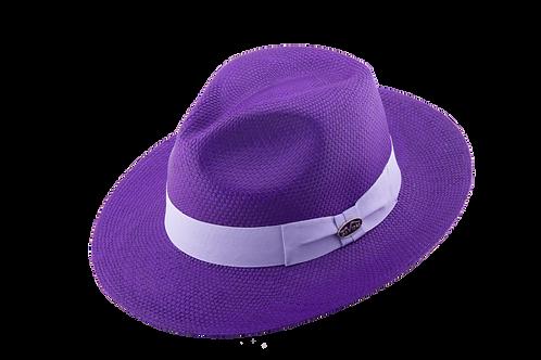 Purple Hats for Woman, Panama Hat, Straw hats, Purple Dress, Church Hats