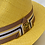 yellow hat, star fruit, colored hats, summer hats, tropical hats, panama hats, toquilla hats, fedora hats,