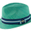 colored hats, summer hats, tropical hats, panama hats, toquilla hats, fedora hats, dress hats, aquamarine