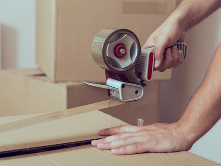 5 Things You Need When Moving Property into Storage