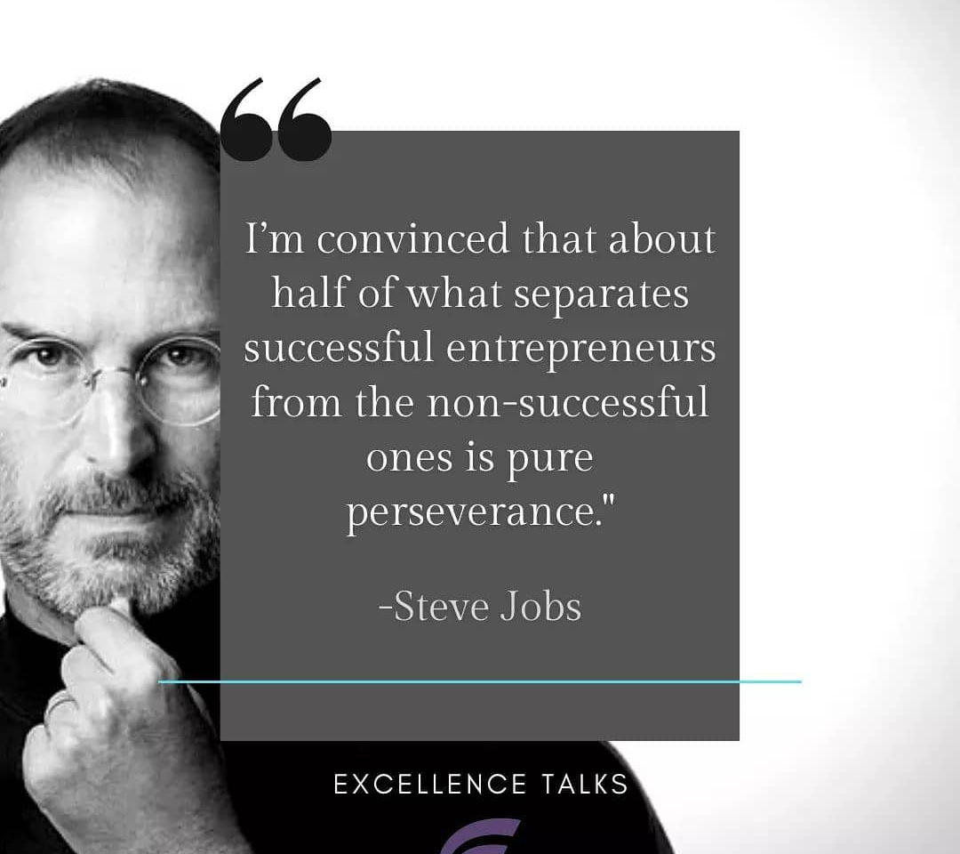 Perseverance is a characteristic required for a reputable quality of life to be preserved and sustained. A direct connection between failure and success is this mental ability. Reacting to conditions appropriately is a decision necessary for things to get better. What brings sweetness is accepting the negative and learning from these difficult experiences.  What do you think about perseverance?