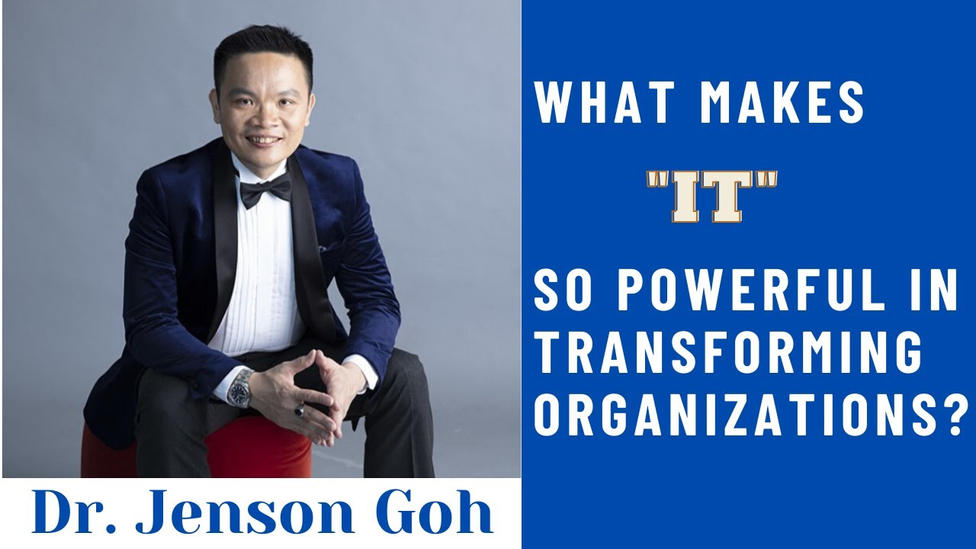 Dr. Jenson Goh