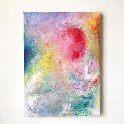 ✴︎_F4 canvas _[title]記憶 Memory_✴︎_✴︎_✴︎_