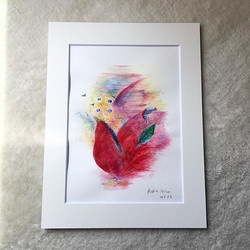 red bird  いつでも心に歓びを ✴︎ ✴︎ エリザベスも素敵な方の元へ