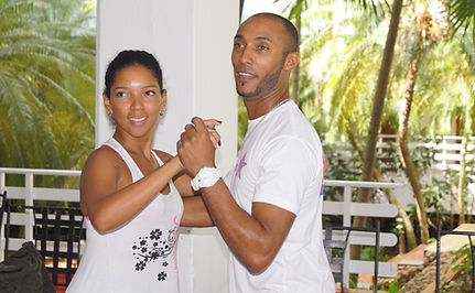 Pardans i Cuba, fra en af vores ture dertil.