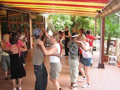 Misalsacubana, couples dancing, dance, salsa, bachata, salsa dance camp, cuba, Havana
