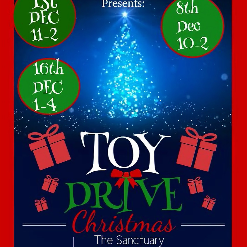 Toy Drive!!