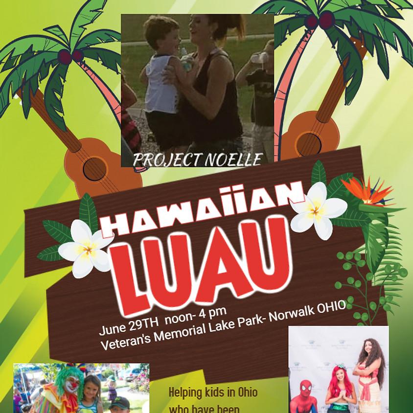 Huron County  Hawaiian Luau