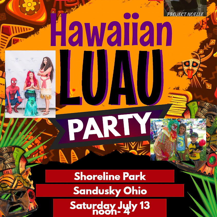 Erie & Ottawa Hawaiian Luau