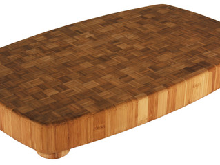 Does your butcher block smell bad?