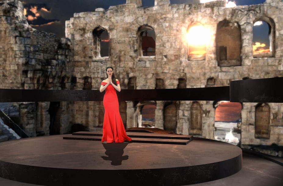 Laura Oliva Spengel - Acropolis