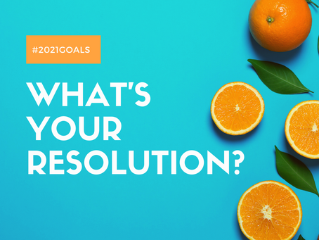 Are New Year's Resolutions for you?