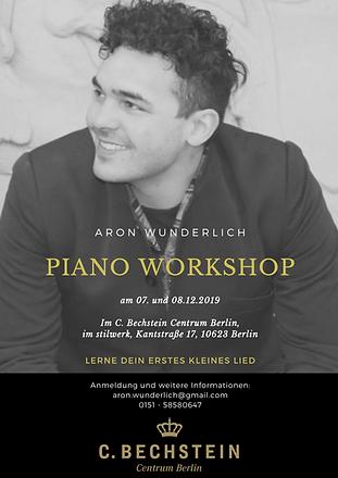 Piano Workshop Flyer Aron Wunderlich 2.p