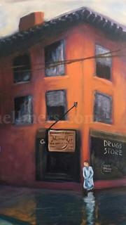 Charlotte Street Drug (Asheville, NC - 1930's)