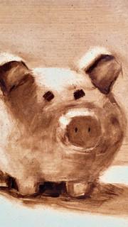 Mono Little Piggy