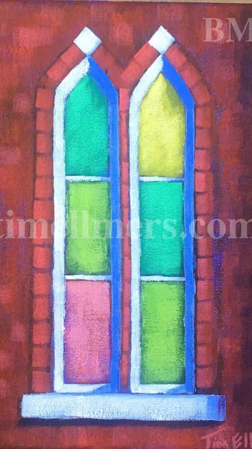 The Ryman Window
