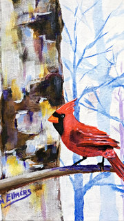 Winter Cardinal Song