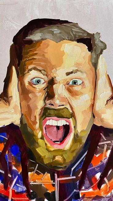 Funny Face Three - Silent Scream