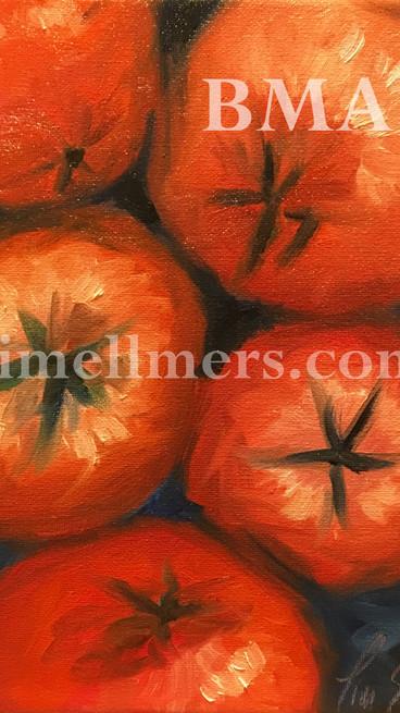 Impressionistic Tomatoes