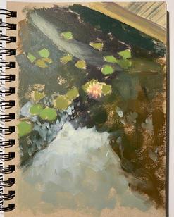 Lilly Pont Sketch
