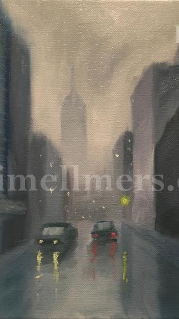 The Rains of New York
