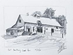 Carl Sandburg Goat Farm