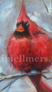 The Christmas Cardinal