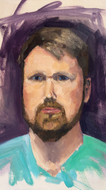 Self Portrait - Study