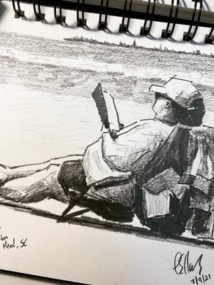 A Sketchy Vacation