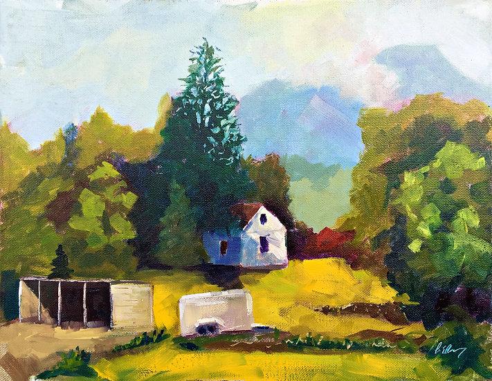 Farm Across the Field