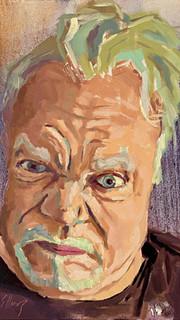 Henry D Portrait