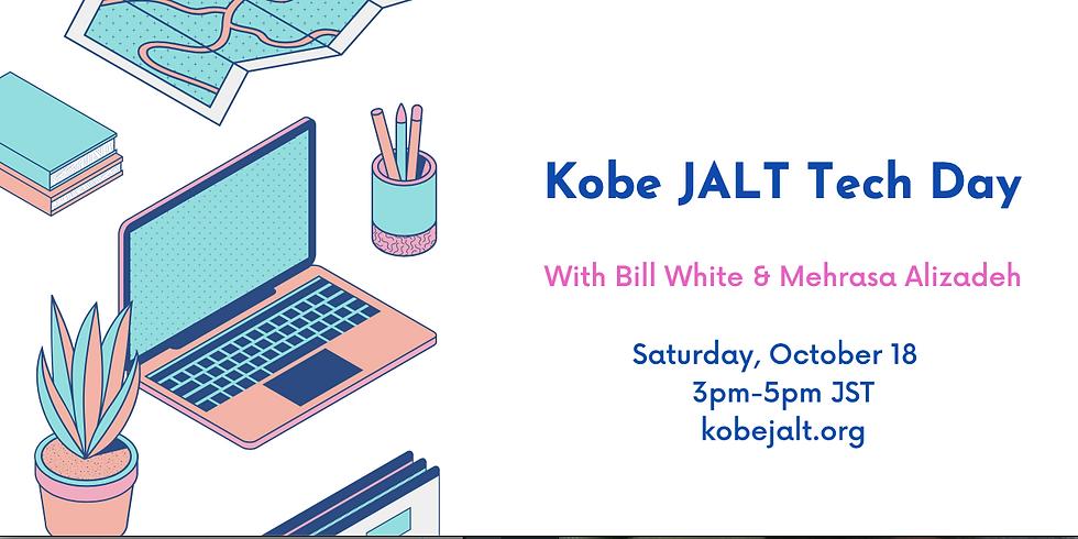 Kobe JALT Tech Day