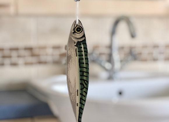 Mackerel Fish Light Pull Cord