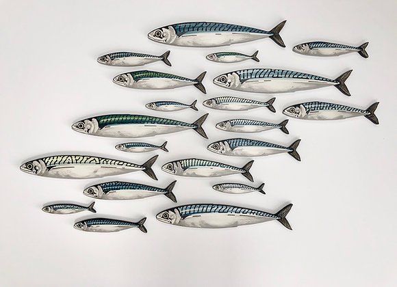 The Iona Shoal Wall Sculpture Artworks