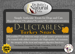 D-Lectables Turkey Snack
