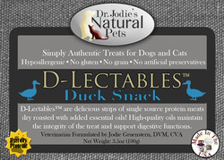 D-Lectables Duck Snack