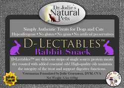 D-Lectables Rabbit Snack