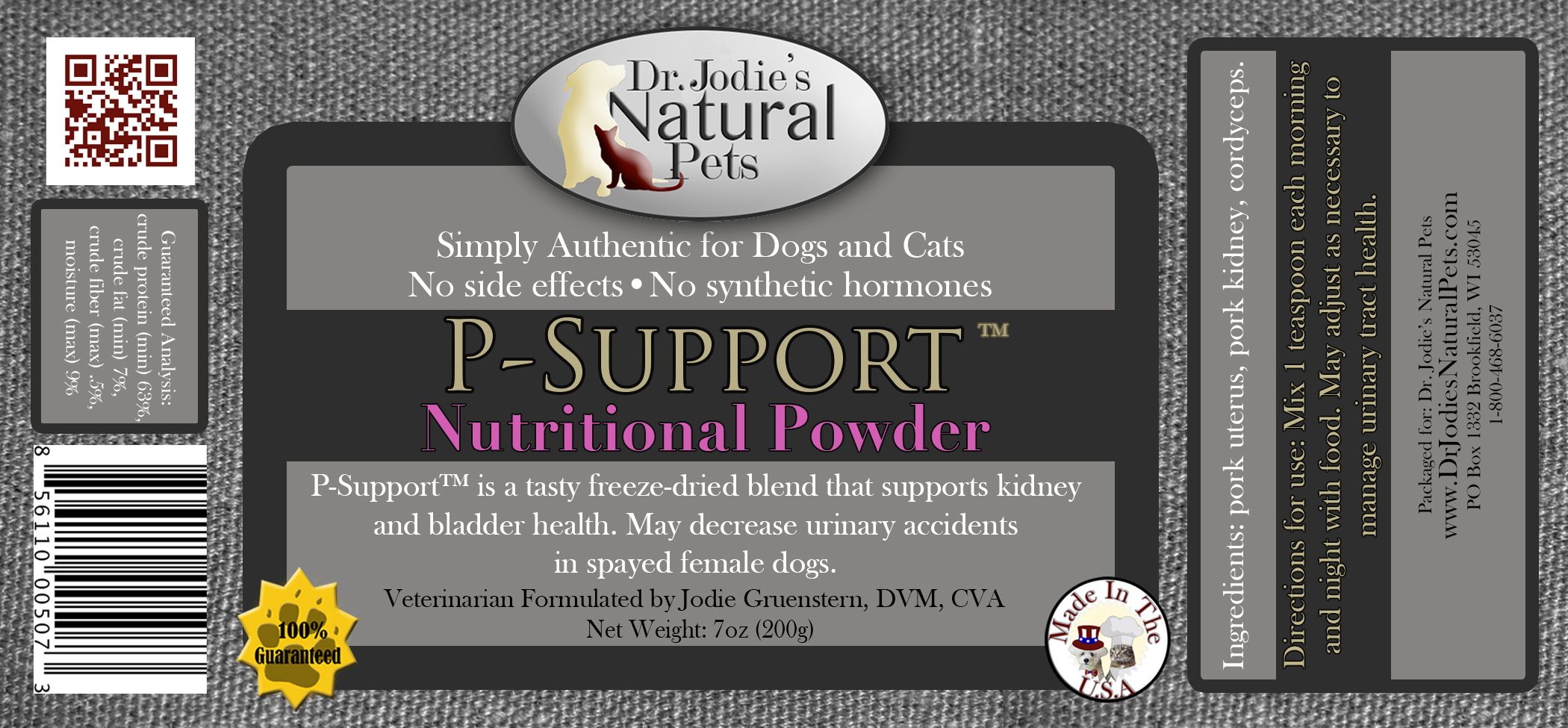 P-Support Nutritional Powder