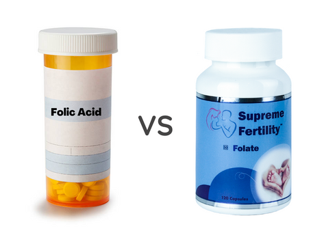 Folic Acid vs Folate: Know the Difference