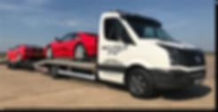 Vehicle Logistics Ferrari
